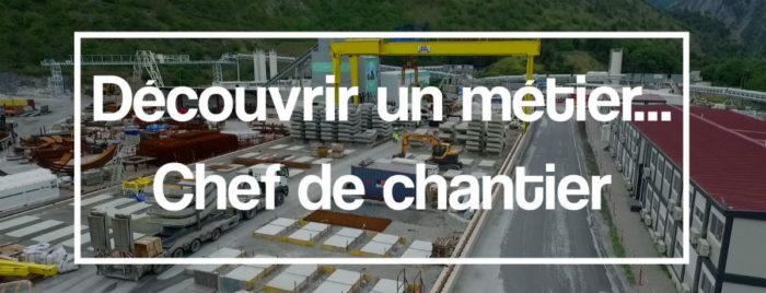 Des métiers d'avenir sur les chantiers du projet Lyon-Turin !