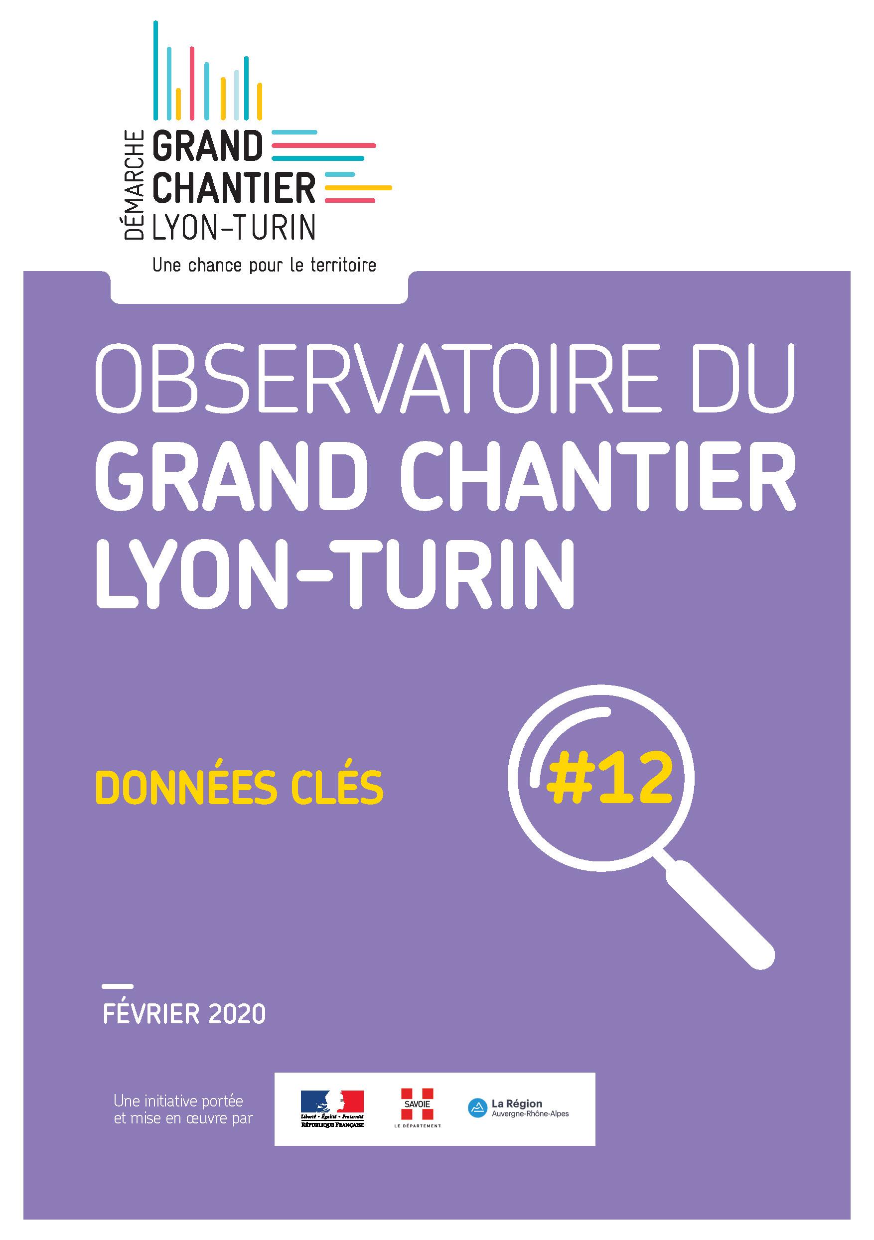 Pages de OBS DGC Lyon-Turin - données clés n°12 - 02 2020