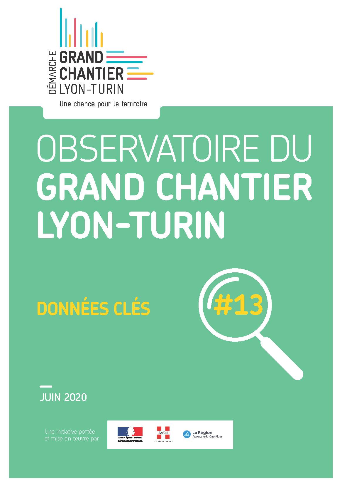 Pages de OBS DGC Lyon-Turin - données clés n°13 - 06 2020